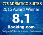 Booking.com 2015 Award Winner 8.1